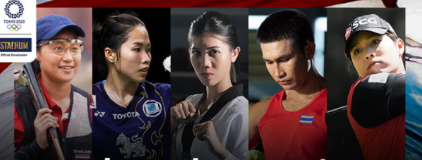 5 Types of Thai sports of hope for the 2020 Olympic Games
